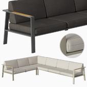 Угловой диван NOFI