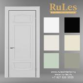 "Interior door ""Verona"" factory ""RuLes"""