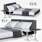 FLEXFORM ESTE BED