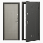 Entrance door Torex Series Delta-100 DL-2, D23