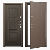 Entrance door Torex Series Delta-100 RGSO, D20