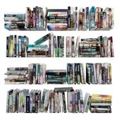 Книги (150 штук) 1-12-1