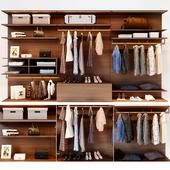 Wardrobe OPEN Besana