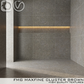 Плитка FMG CLUSTER BROWN