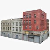 Apartment Building Block