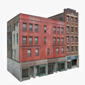 Apartment Building Block 2