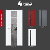 OM Doors HOLZ: NODO collection (part 1)