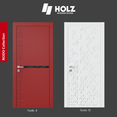 OM Doors HOLZ: NODO collection (part 2)