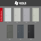 OM Doors HOLZ: PALITRA collection