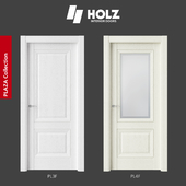 OM Doors HOLZ: PLAZA Collection