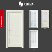 OM Doors HOLZ: ZERO Collection
