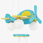 Ideal Lux: Chandelier - Avion