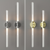 Linger wall sconce by Tech Lighting