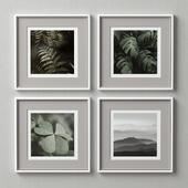 Picture Frames Set-110