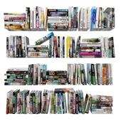 Books (150 pieces) 1-12-2