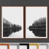 Picture frame set 00018-11