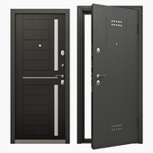 Entrance door Torex Series DELTA-M 10 (M 12) COMBO DL-2, DC-2W (DPC-2W)