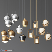 Pendant Light Collection 19 - 4 Type