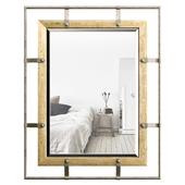 Rustic Patina Mirror 387-321