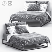 Loft Cyril Bed by Zipcode Design
