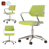 Steelcase - Office Chair Qivi Set2