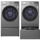 LG TWIN 171215S washing machine