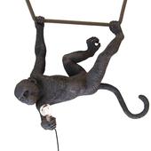 Monkey lamp swing