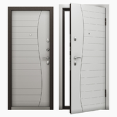 Entrance door Torex Series Delta-M 10 D8