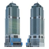 Здание Morgan Stanley в Нью-Йорке.