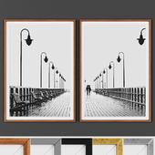 Picture frame set 00018-9