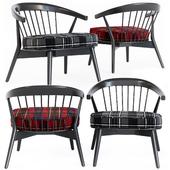 Cappellini - Newood Relax armchair
