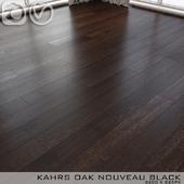 Паркет Kahrs Oak Nouveau Black
