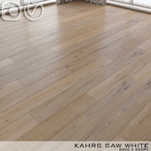 Паркет Kahrs Oak Saw White