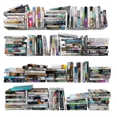Books (150 pieces) 1-13-1