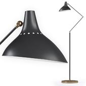 ELTE CHARLTON FLOOR LAMP