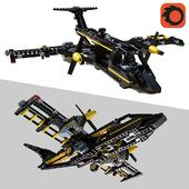 LEGO Black Hawk