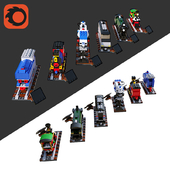 LEGO 50 Years on Track