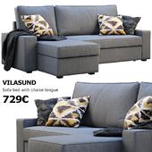 Ikea Vilasund sofa