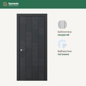 """Interior door factory """"Terem"""": model Combo 05 (Design collection)"""
