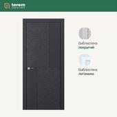 """Interior door factory """"Terem"""": model Combo 06 (Design collection)"""