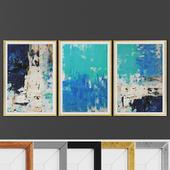 Picture frame set 00017-12