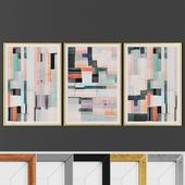 Picture frame set 00017-31