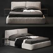 Ditre misty bed