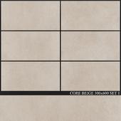Yurtbay Seramik Core Beige 300x600 Set 1