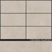 Yurtbay Seramik Core Beige 300x600 Set 2