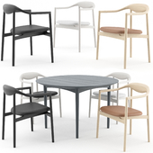 3d model: Furniture: Table and Chair - download at 3dsky org