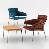 Arrmet Strike LO Lounge chair