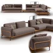 ROLF BENZ ADDIT sofa