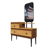Mid Century Vanity Dresser