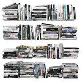 Books (150 pieces) 4 13-1
